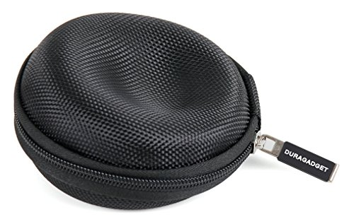DuraGadget Transporttasche für AUKEY EP-B4-G Bluetooth, EP-B4-S | AUVI QY19 Bluetooth Kopfhörer