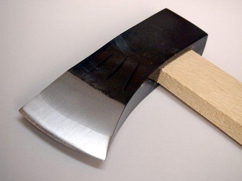 薪割り 斧 土佐打刃物 火造り オノ 2.2K B00I0NH4OE