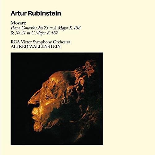 (Mozart: Piano Concertos No. 23 in a Major K. 488 & No. 21 in C Major K. 467 (Bonus Track Version))