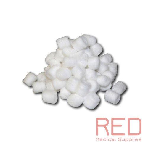 Cotton Balls Medium Non-Sterile 4000/Box ( 2 Packs of 2000 ) Alliance