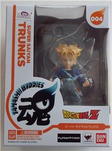 SIGNED SacAnime LAURA BAILEY Trunks DRAGON BALL Z Collectible Figure (Nib Signed)