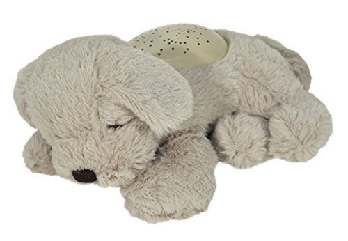 (Cloud b Dream Buddies Lab Mini Plush Nightlight Projector)