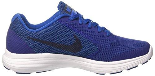 Laufschuhe Obsidian Nike Royal Blue Blue 3 White BG Revolution Jay Mädchen Blau Deep raxqaOInw