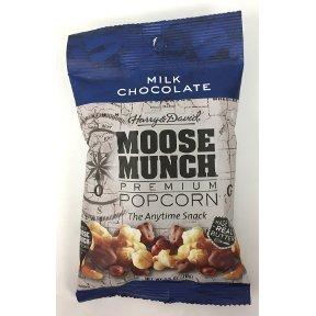 Harry & David Milk Chocolate Moose Munch Popcorn (case of 12) ()