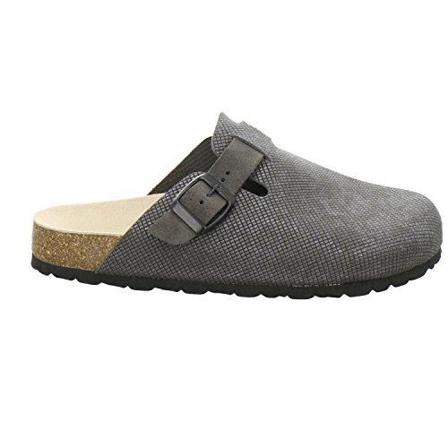 AFS-Schuhe Women's 290034 Clogs Stone-Coloured okCuoFxHwa