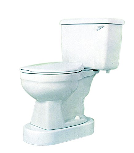 Toilevator toilet riser grande health for Grande commode