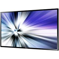 SAMSUNG ED55C LED TV, Black, 55