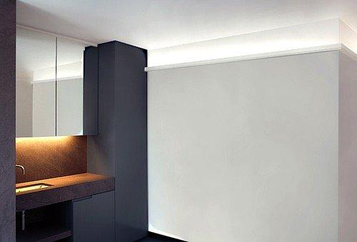 Cornice per l illuminazione indiretta stucco orac decor c