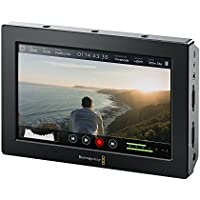 Blackmagic Design Video Assist 4K, 7 High Resolution Monitor with Ultra HD Recorder