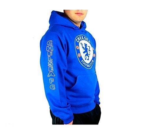 CHELSEA SOCCER FAN BLUE UNISEX HOODIE (Soccer Soccer Sweatshirt)