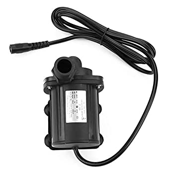 Amazon.com: Bomba de agua de 24 V, DC sin escobillas ...