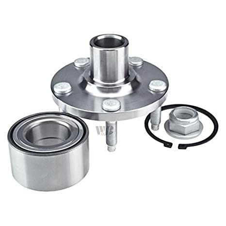 WJB WA930676K - Front Wheel Hub Bearing Assembly - Cross Reference: Timken  Ha590534 / SKF BR930676K, 1 Pack