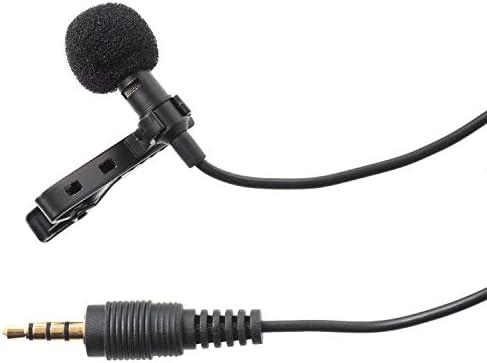 PChero Micrófono de corbata, clip de corbata micrófono de ...