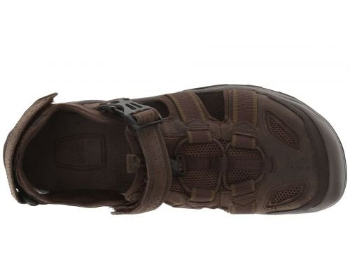 Teva Omnium 2 Leather Shoe Men's Hiking 12 Turkish Coffee