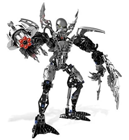Toys bionicles remarkable, useful