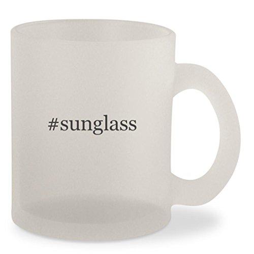 #sunglass - Hashtag Frosted 10oz Glass Coffee Cup - Costco Glasses Prada