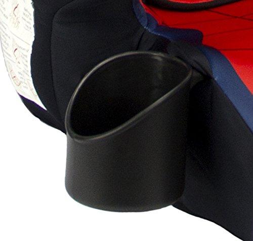 41C8r%2Ban66L - KidsEmbrace High-Back Booster Car Seat, Marvel Spider-Man