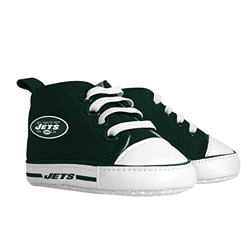 Baby Fanatic Pre-Walker Hightop, New York Jets - New York Jets Infant