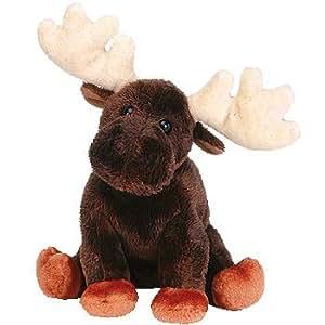 TY Beanie Baby - ZEUS the Moose