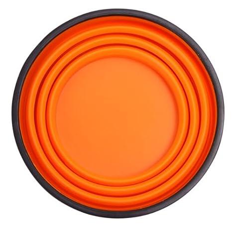 Sea to Summit X Collapsible Silicone Mug-Orange