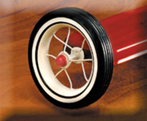 Radio Flyer Classic Red 10 - Inch Tricycle by Radio Flyer (Image #2)