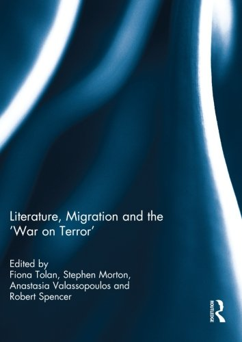 Download Literature, Migration and the War on Terror book pdf