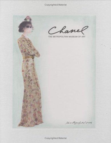 Chanel (Metropolitan Museum of Art Publications) by Harold Koda - H Chanel