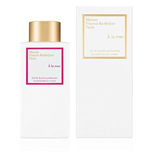 Maison Francis Kurkdjian A LA ROSE Scented Shower Cream 250ml / 8.5oz -