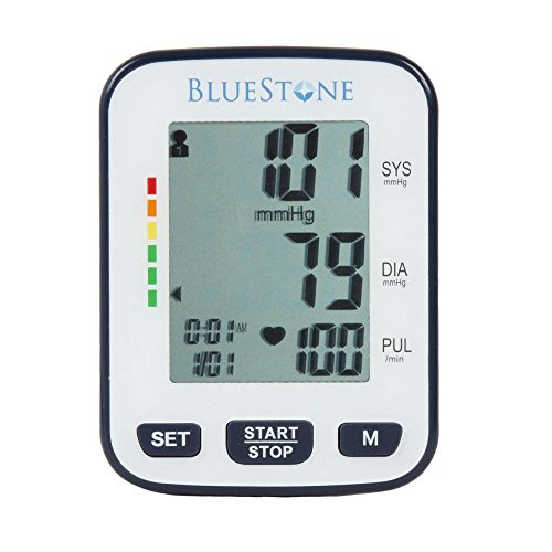 Bluestone Automatic One Touch Blood Pressure and Pulse Monitor from Unknown
