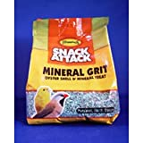 HIGGINS 466339 Higg Snack Attack Mineral Grit Bag for Birds, 16-Ounce, My Pet Supplies