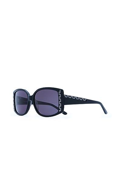 Azzaro Gafas de Sol Unisex, Color: Negro, Talla: 57: Amazon ...