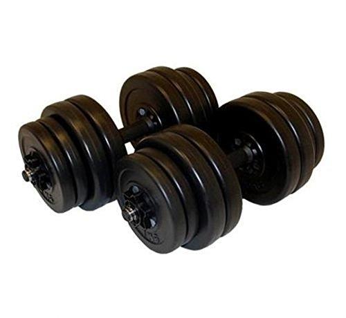 Kurzhantel Set 30 kg Hanteln Gewichte Hantelscheiben Hantel Set Krafttraining