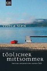 Tödlicher Mittsommer: Thomas Andreassons erster Fall von Sten. Viveca (2011) Taschenbuch