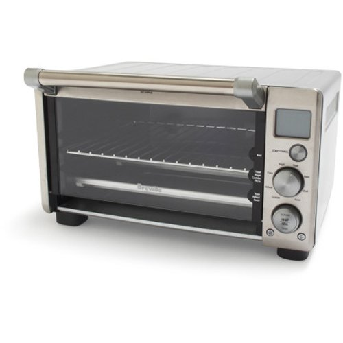 Breville BOV650XL the Compact Smart Oven Stainless Steel (Best Compact Toaster Oven compare prices)