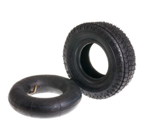 Tire & Matching Tube 9x3 50-4 Zooma Ty Rod II Zooma Electric