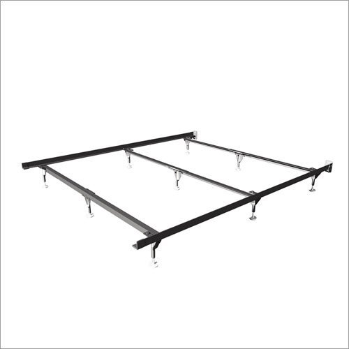 queen and king mantua clamp style waterbed frame in queen and king