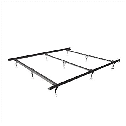 Amazon.com: Queen and King Mantua Clamp Style Waterbed Frame in ...