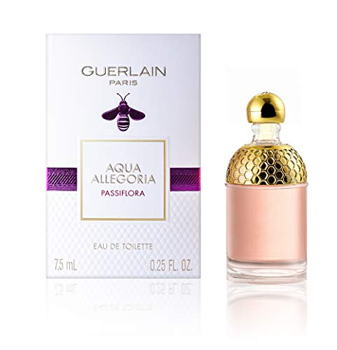 Guerlain Aqua Allegoria Passiflora Eau de Toilette Miniature Splash .25 oz / 7.5 ml ()