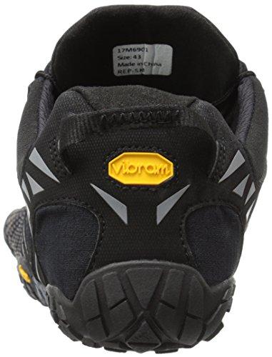 Vibram Fivefingers V, Zapatillas de Trail Running para Hombre Morado (Black / Grey)