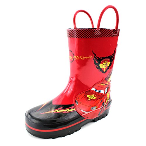 Red Rain Boots for Boys Under $20: Amazon.com