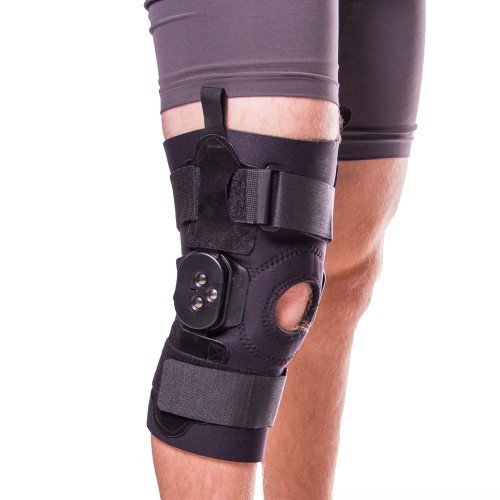 Torn Meniscus Knee Brace for Cartilage Tears & Degeneration-L by BraceAbility