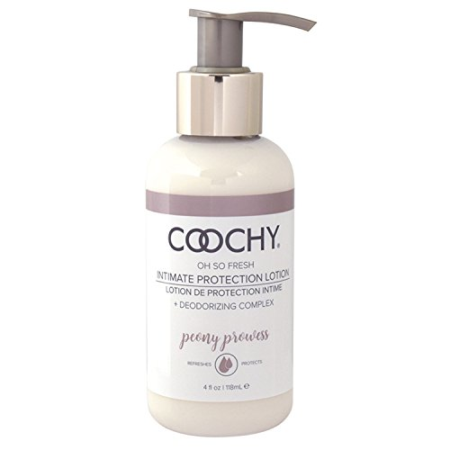 (Classic Erotica Classic Erotica Coochy Intimate Protection Lotion, 4 Ounce, 4)