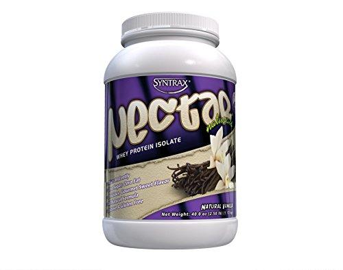 Nectar Naturals, Natural Vanilla, 2.5 - Nectar Gold