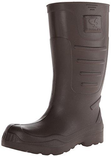 Tingley Rubber Ultra Lightweight Eva Knee Boot 10 Brown 2114