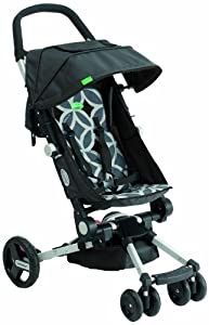 Quicksmart Easy Fold Stroller (Black/Grey): Amazon.co.uk: Baby