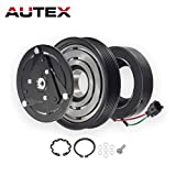 ac clutch assembly - AUTEX AC A/C Compressor Clutch Assembly Kit 92600JA00A Replacement for 2007 2008 2009 2010 2011 2012 NISSAN ALTIMA 4CYL 2.5L 2007 2008 2009 2010 2011 2012 Nissan Sentra 4CYL 2.5L