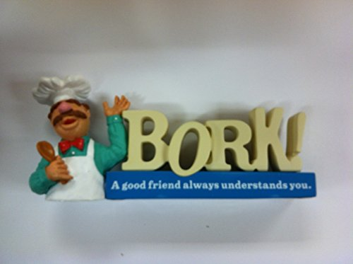 Muppets BORK! Swedish Chef MUP5027 Hallmark]()