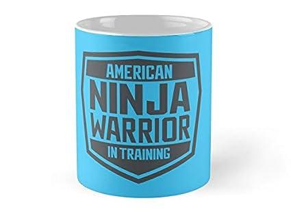 Amazon.com: Army Mug American Ninja Warrior in Training Mug ...