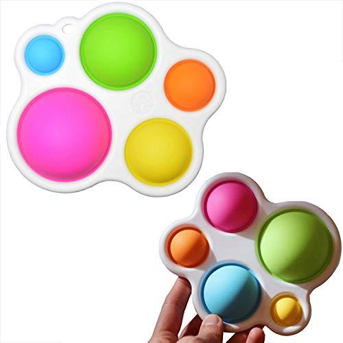 2 Stuks Babyvet Ontwikkeling Van De Hersenen Toys, Gemakkelijk Te Begrijpen Vroege Educatief Speelgoed Beste Leerbedrijf…
