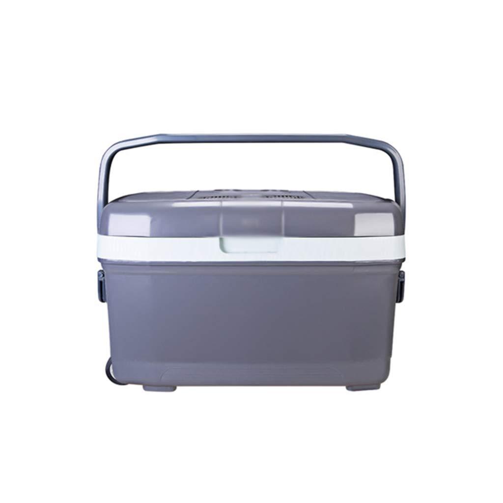 SryWj 45L Auto Kühlschrank Auto Mit Mini Tragbare Große Kapazität Auto Kalt und Warm Box Fishing Gear Special